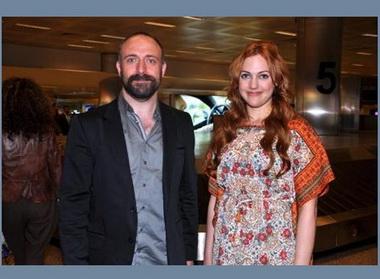 Халит Эргенч и Мерьем Узерли