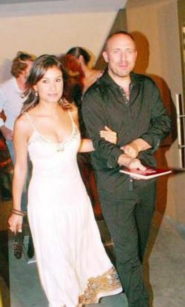 Халит Эргенч и его первая жена