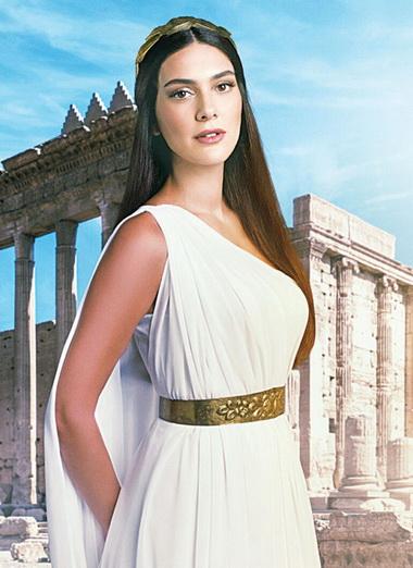 Богиня.